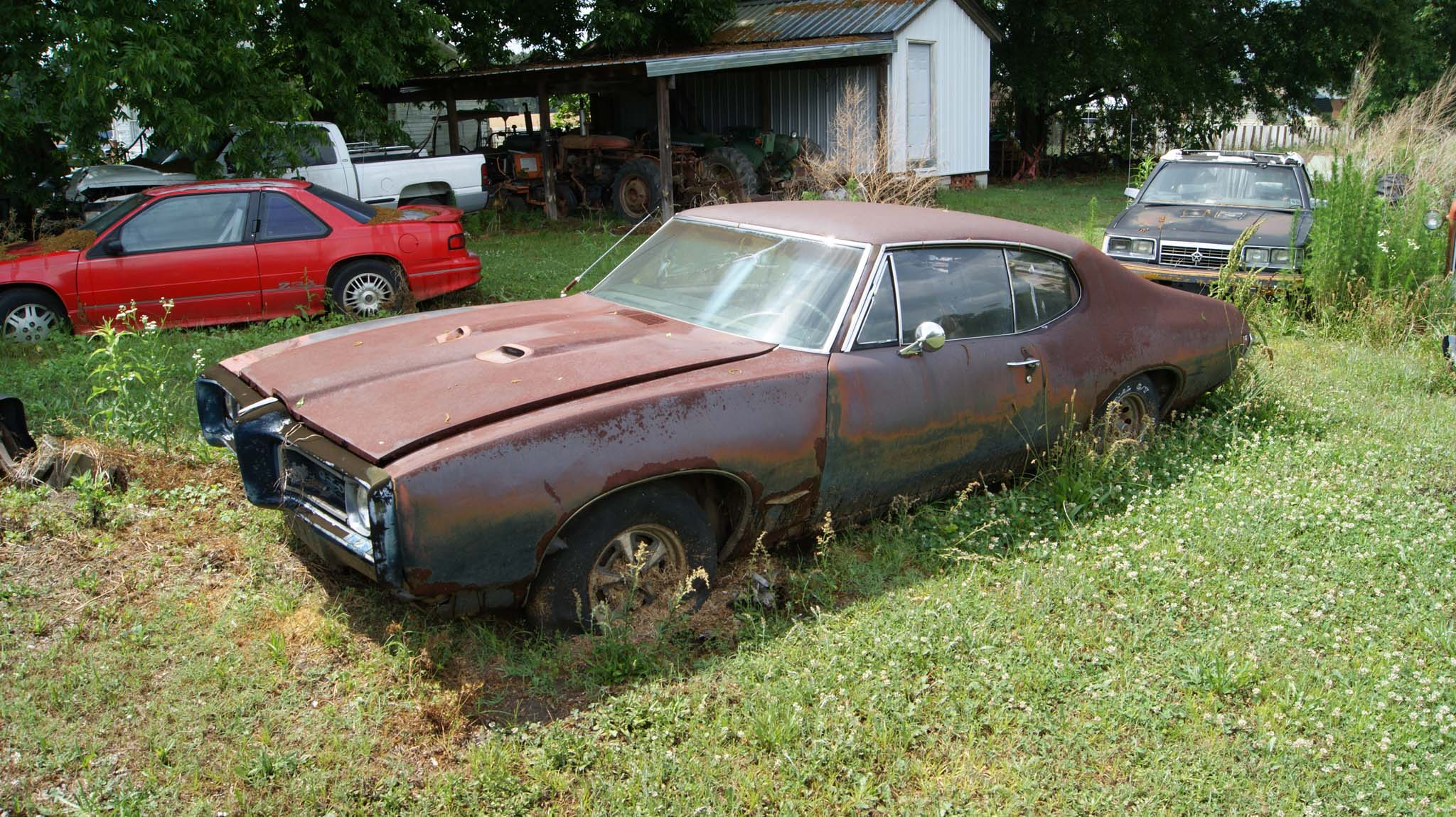 How To Score A Barn Find In Your Hometown