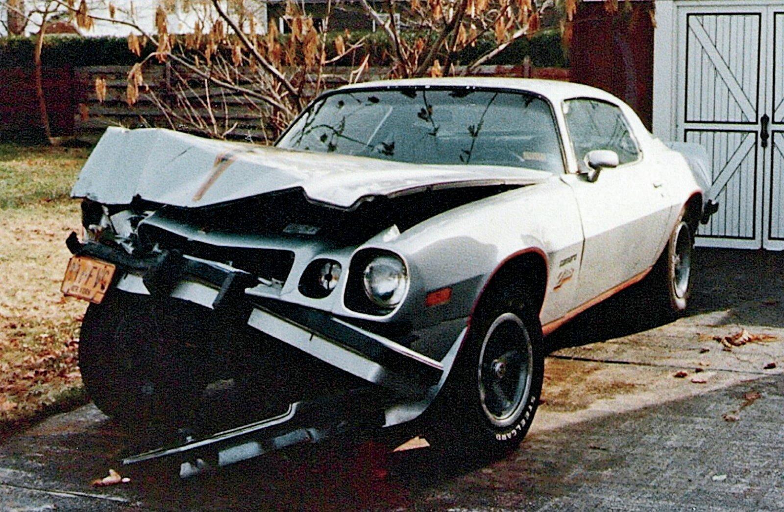 1977 Chevrolet Camaro Third Times The Charm Hot Rod