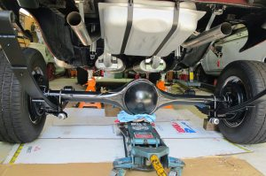 Rehab Your EBody's Rear Suspension At Home!  Hot Rod Network