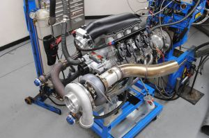 Make 1,000 HP With an LSX Crate Engine and a 76mm Precision Turbo  Hot Rod Network