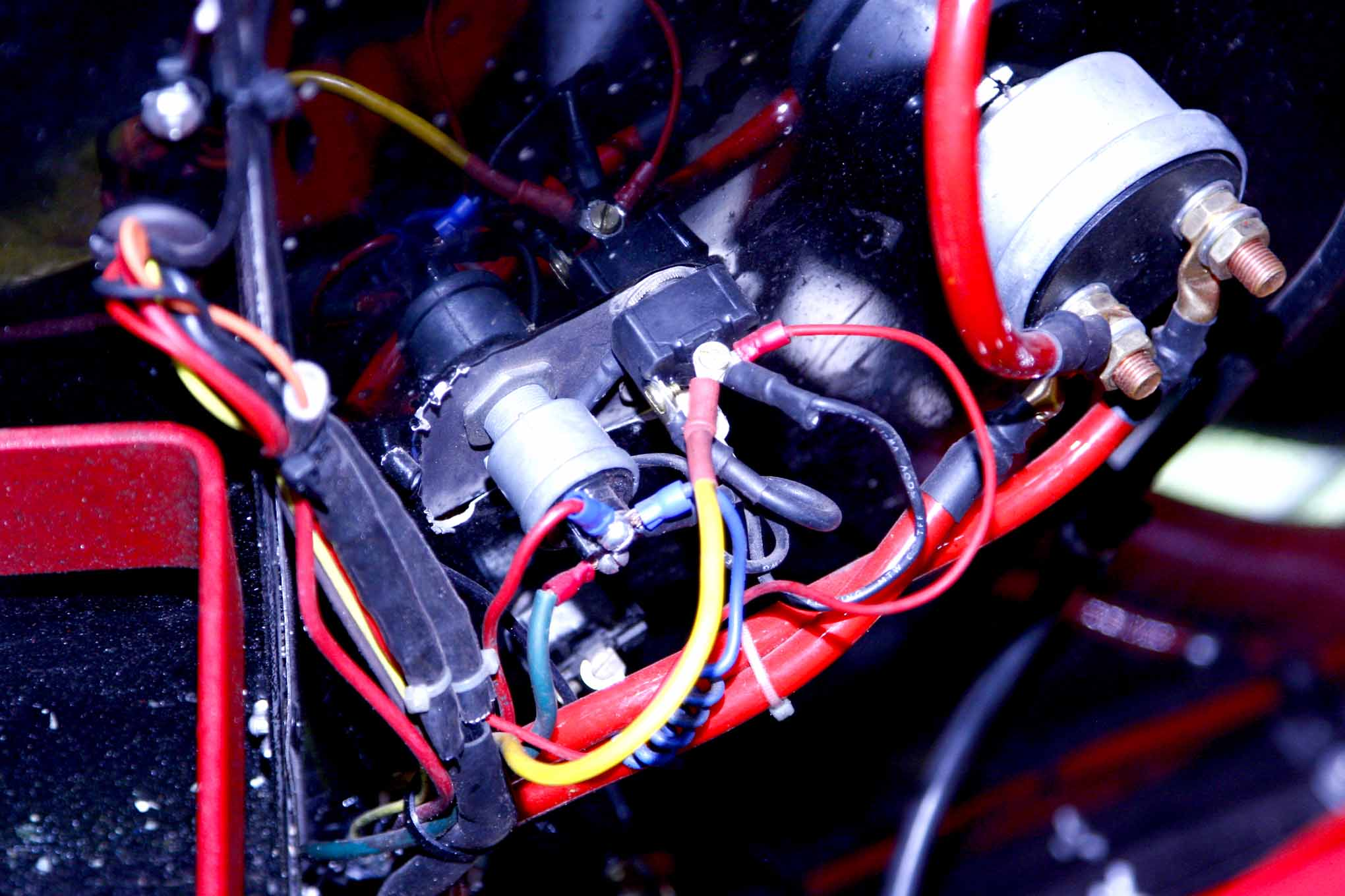 Tips On Race Car Wiring Systems