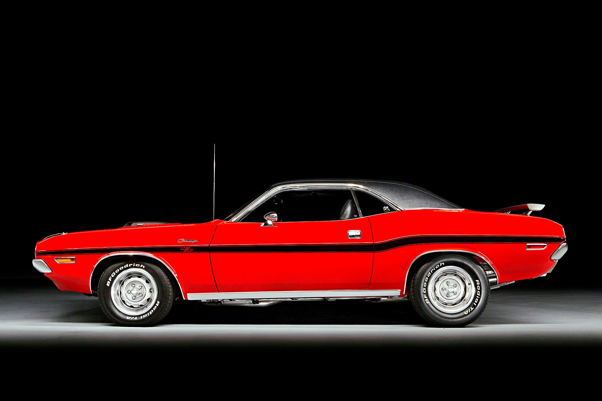 John Kennedy has owned this car for more than 20 years and while the restoration process was painful at first, Mike Mancini at American Muscle Car Restorations took this Challenger to a level very few ever get to.