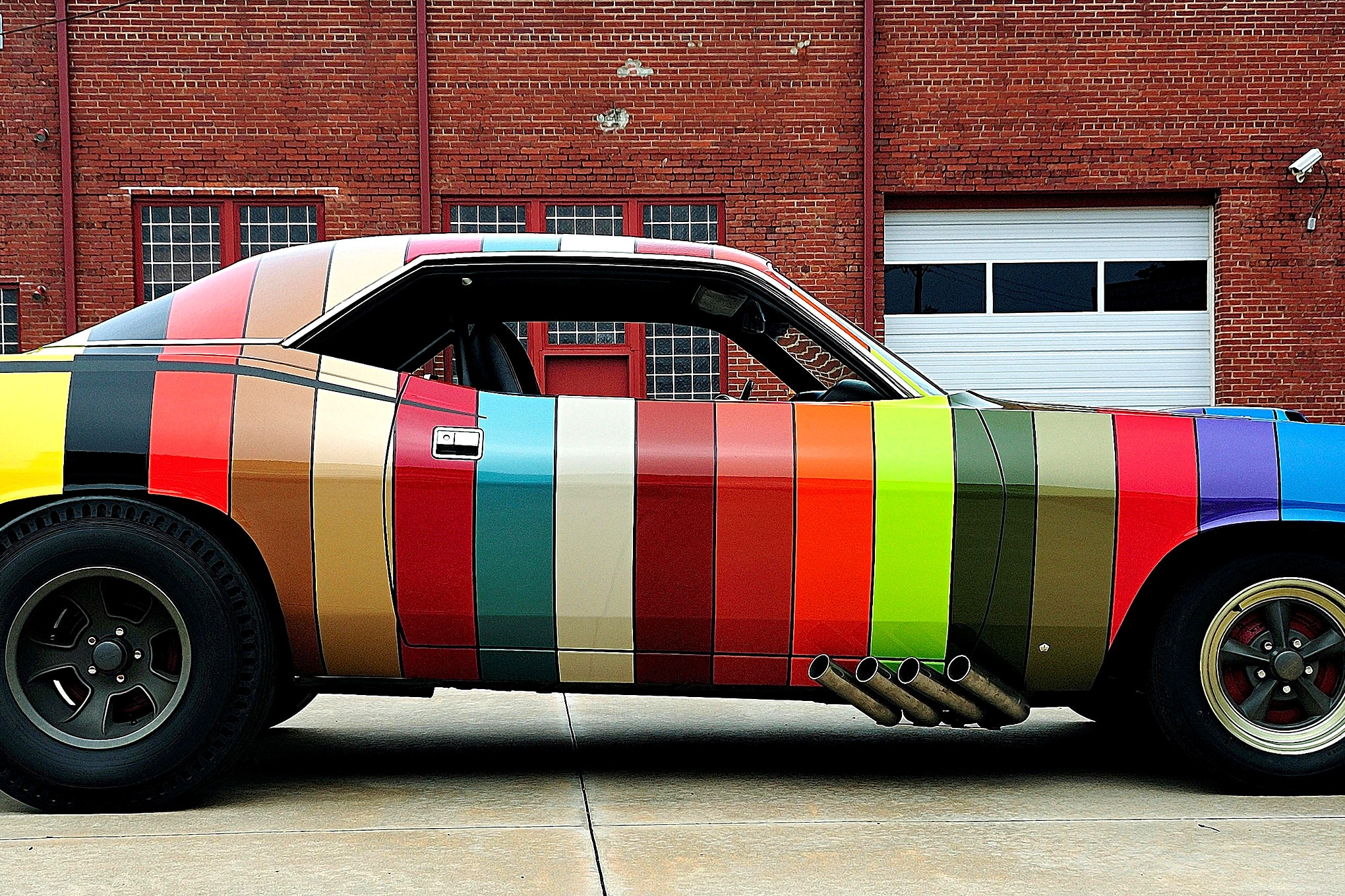 Is This Wild 1970 Plymouth Barracuda the Most Famous Muscle Car that ...