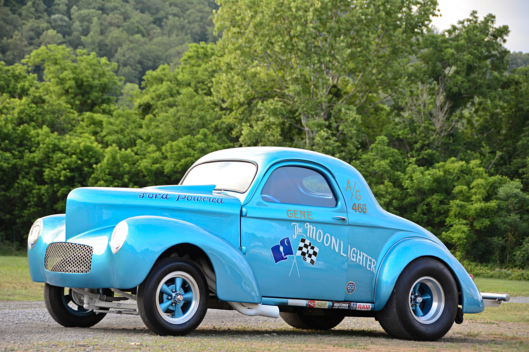 Historic Willys Gasser Returns to the Track after 45 Years – Tamrazs ...