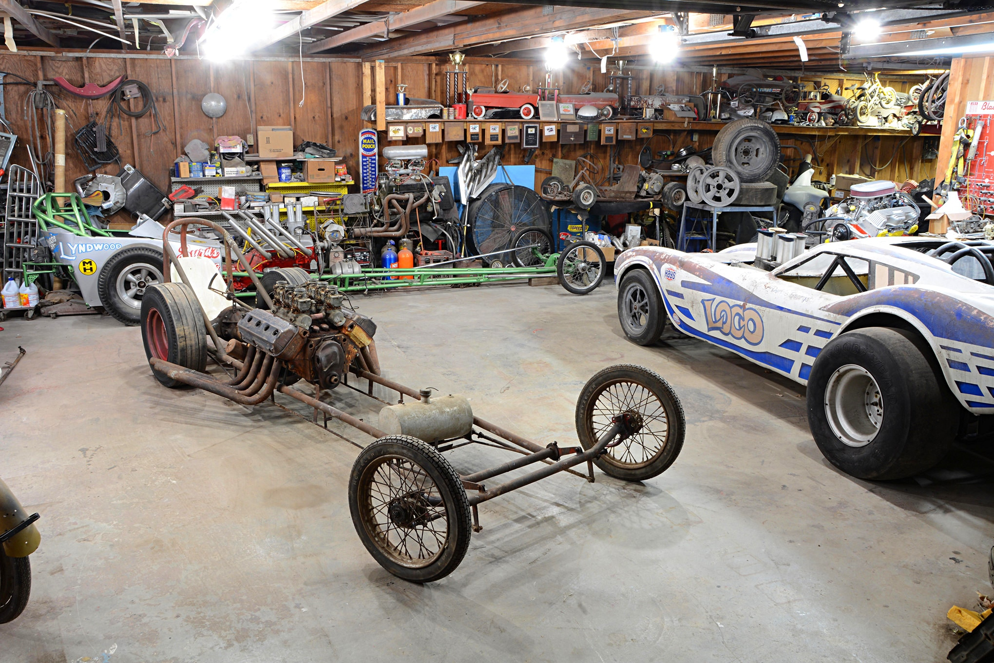 Troy Byrd\'s Epic Collection of Drag-Racing Relics – Tamrazs Parts ...