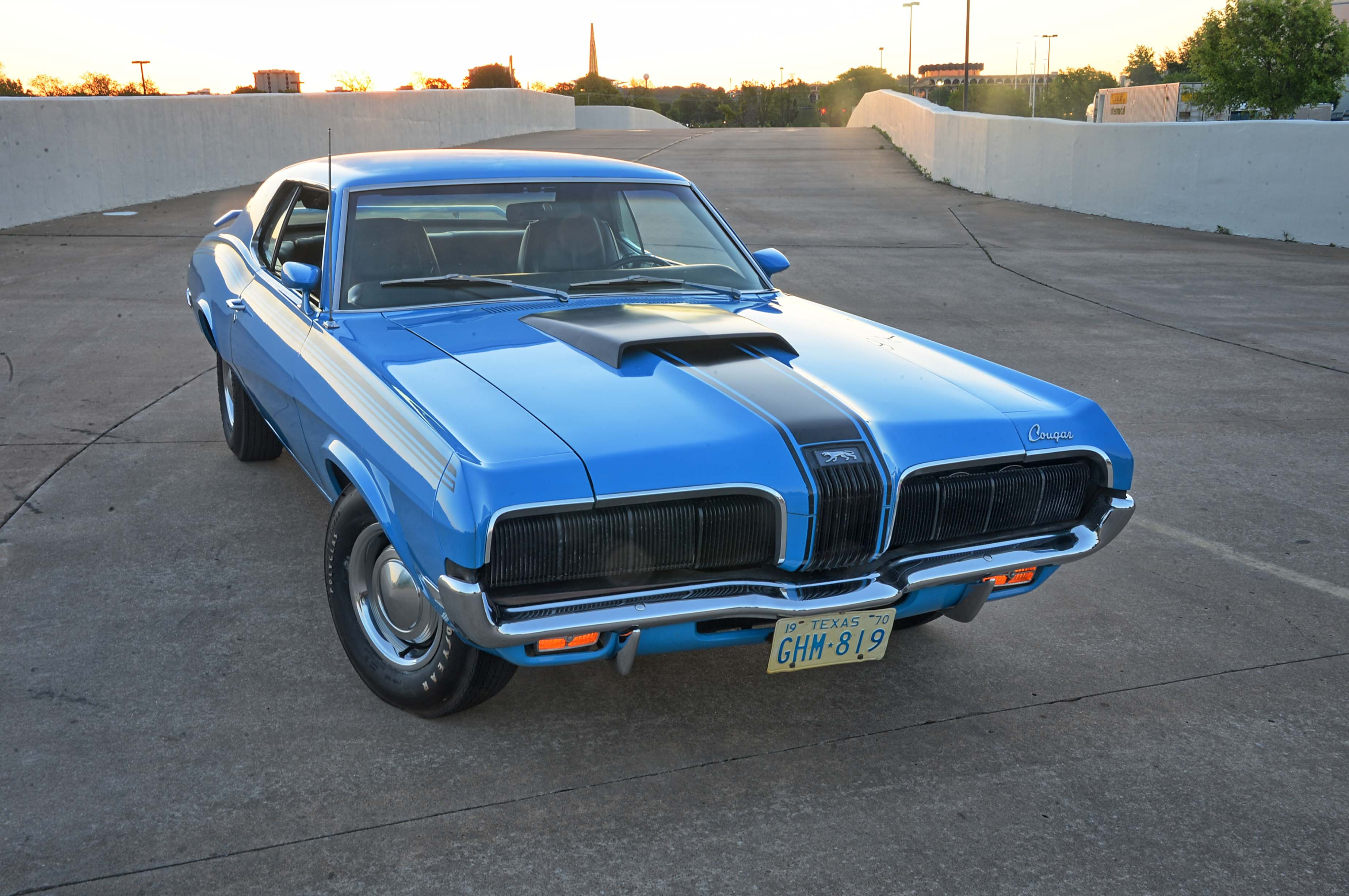 Very Rare 1970 Mercury Cougar Boss Eliminator May Be the Finest     842248 20