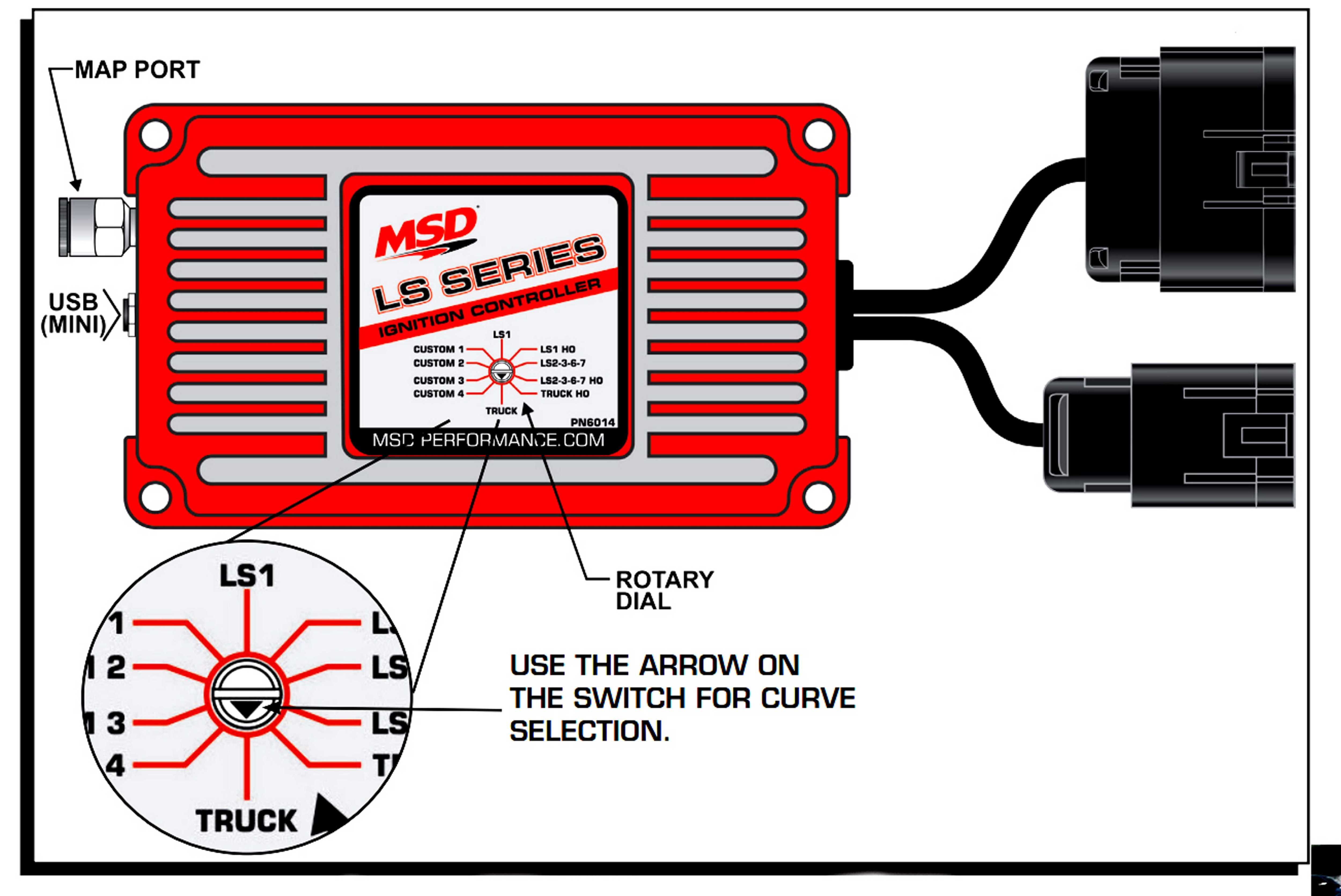 MSD Ignition Controller for LS Engines has HUGE Feature Set  Hot Rod Network