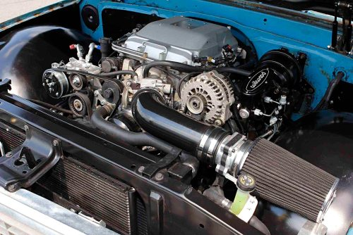 Lower a C10 Truck, Be a Hero on the HOT ROD Power Tour 2018