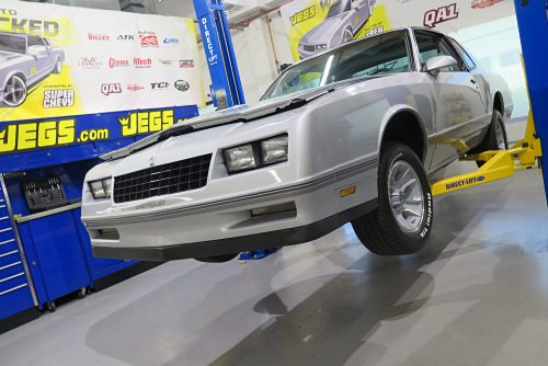 Week To Wicked: 1987 Monte Carlo Aerocoupe – Day One Build