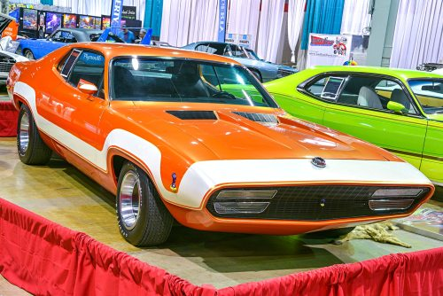Dodge Scat Pack, Plymouth Rapid Transit System Cars, and