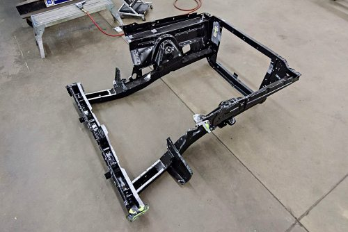 Mopar A Body Tube Chassis
