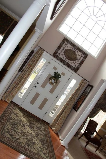 Entryway Curtains