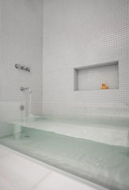 modern bathroom by Stern McCafferty