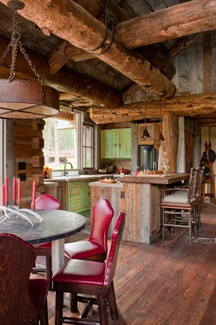 traditional kitchen by Highline Partners, Ltd
