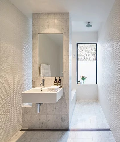 Modern Bathroom by Alexander and Co