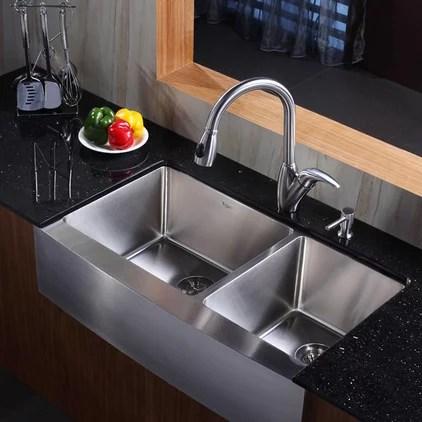modern kitchen sinks by ExpressDecor.com