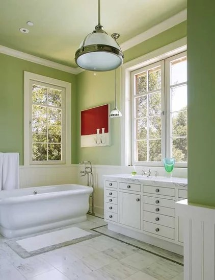 traditional bathroom by JMA (Jim Murphy and Associates)