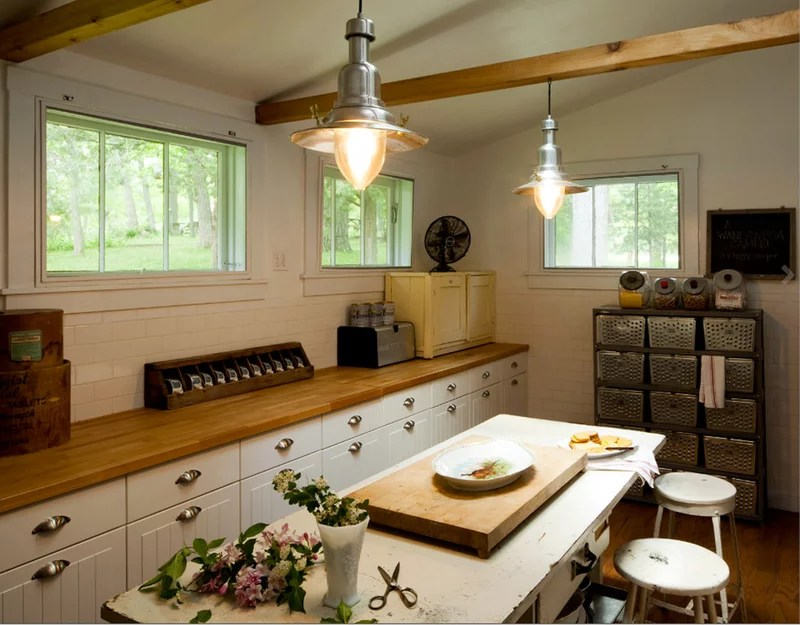 rustic kitchen by Tereasa Style