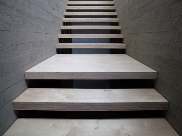 Contemporary Staircase by Nicholas Lee Architects