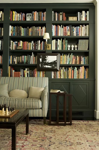 traditional family room by Tim Barber LTD Architecture & Interior Design