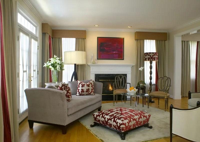 Traditional Living Room by Patrick J. Baglino, Jr. Interior Design