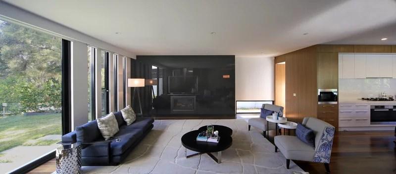 Modern Living Room by Vibe Design Group