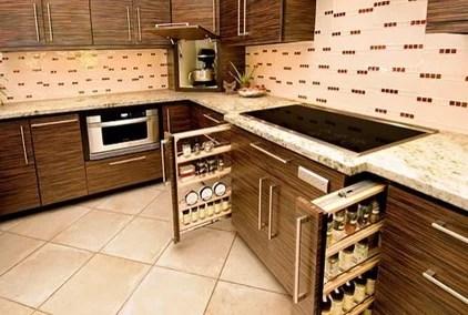 modern kitchen by Chimera Interior Design
