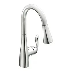 7594c Arbor Series Single Handle High Arc Pull Down Kitchen Faucet