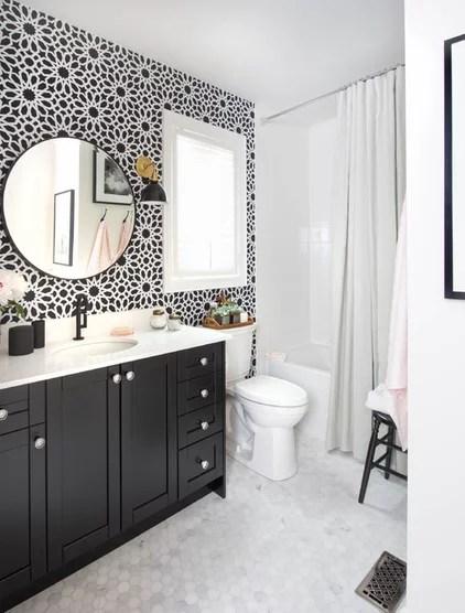 Traditional Bathroom by Loom Decor