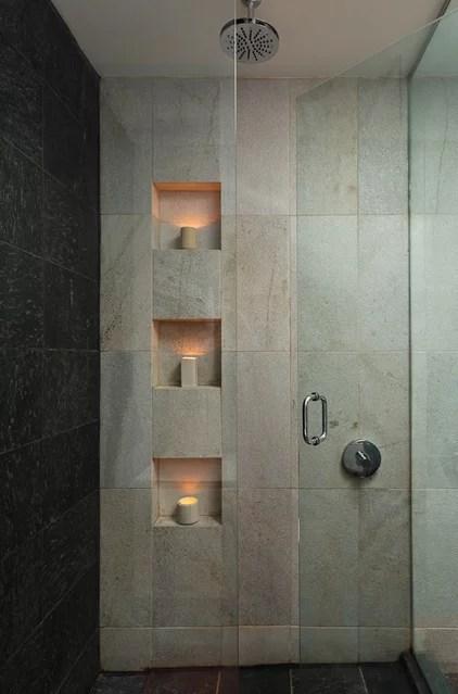 contemporary bathroom by KTARCH
