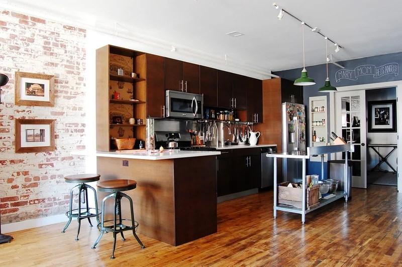 industrial kitchen by Corynne Pless