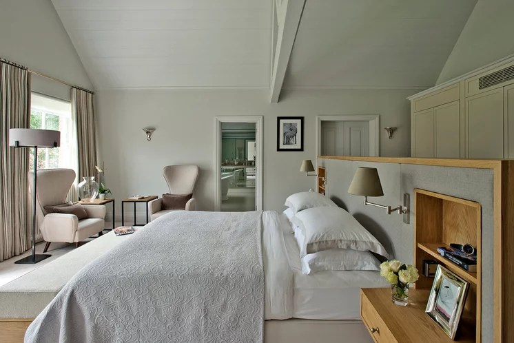 Contemporary Bedroom by Sims Hilditch