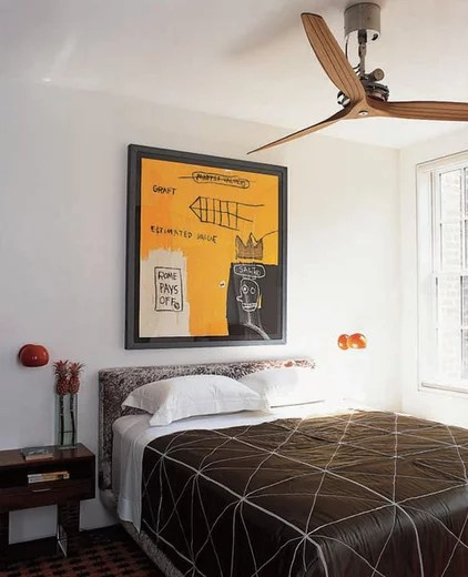 contemporary bedroom by Axis Mundi