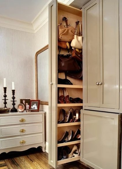 Transitional Closet by BHSDesign