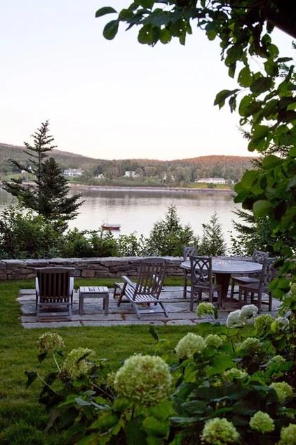 eclectic landscape by Matthew Cunningham Landscape Design LLC