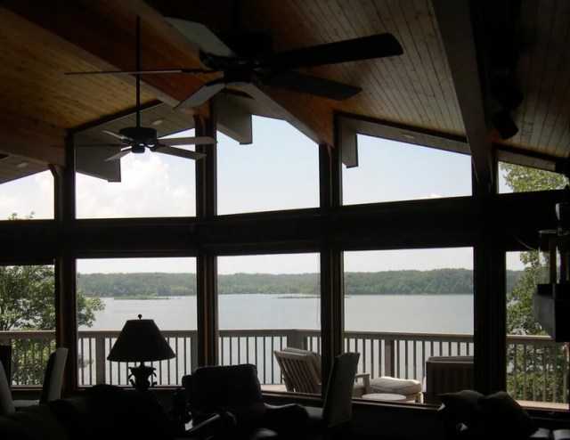 Contemporary Deck by Solar Insulation Window Films
