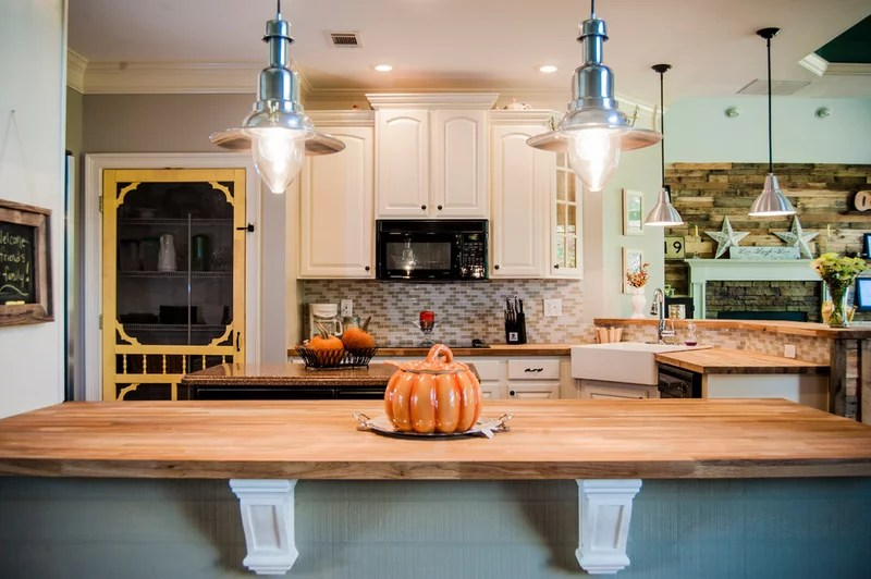 traditional kitchen by Ashley Anthony Photography