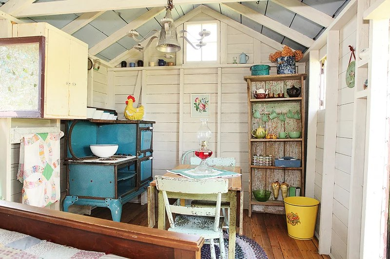 rustic garage and shed by Julie Ranee Photography