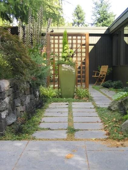 paisagem contemporânea por Banyon Árvore Design Studio
