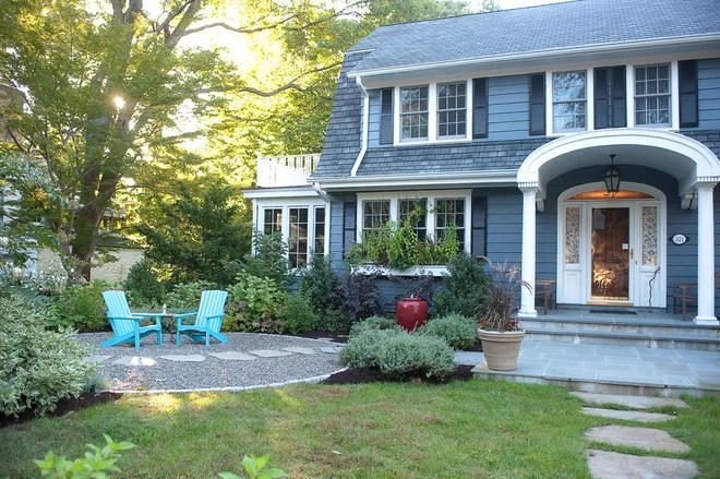 traditional exterior by Westover Landscape Design, Inc.