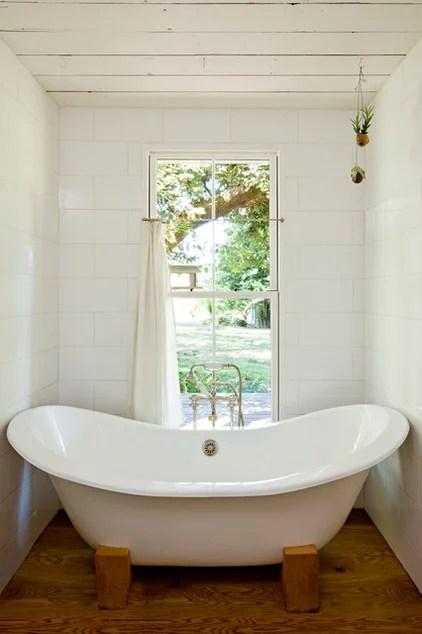contemporary bathroom by Jessica Helgerson Interior Design