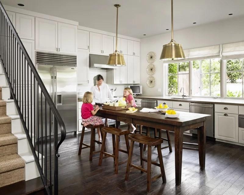 traditional kitchen by Hugh Jefferson Randolph Architects
