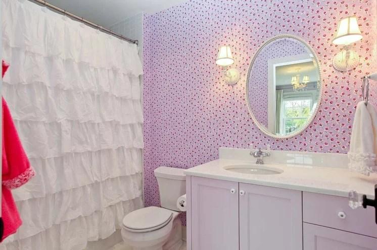 Traditional Bathroom by REFINED LLC