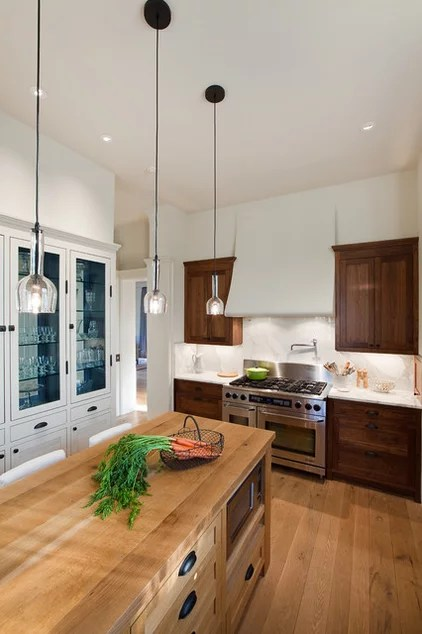 contemporary kitchen by Tim Cuppett Architects