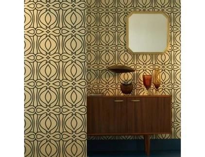 modern home office Baroque Wallpaper from Design Public