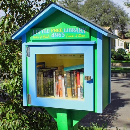 Book It: How To Build a Little Library in Your Front Yard