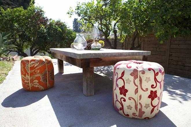 Contemporary Patio by Design Vidal