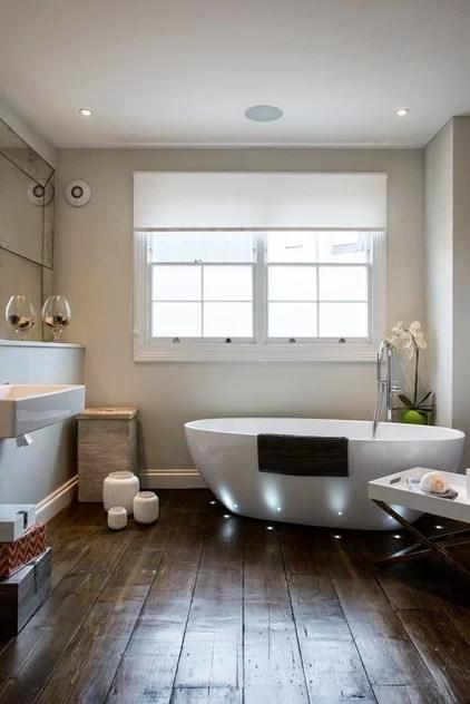 Contemporary Bathroom by My Interior Stylist Ltd