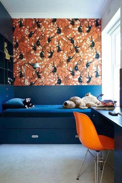 Contemporary Kids by Scott Weston Architecture Design PL
