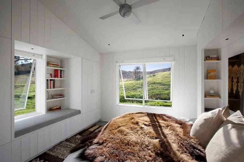 farmhouse bedroom by Turnbull Griffin Haesloop